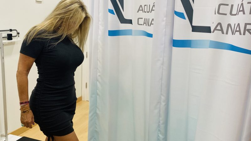 Terapias Acuáticas Canarias lleva a cabo análisis personalizados y estudios biomecánicos de la pisada, marcha y carrera.