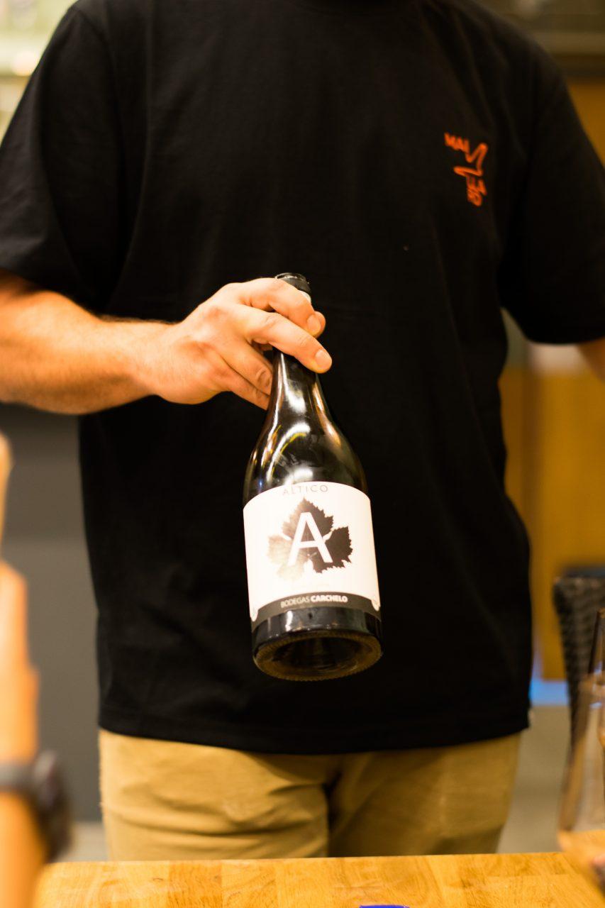 Altico, de bodegas Carchelo, otro gran vino de excelente relación calidad precio de Maillard.